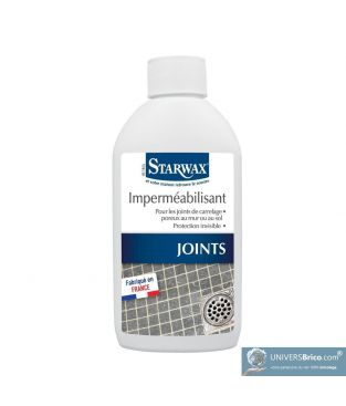 imperm abilisant joints 200 ml starwax univers brico