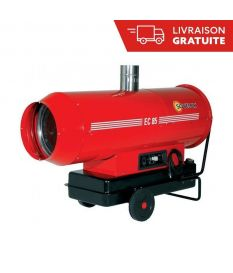 Chauffage mobile fuel EC 85 sovelor