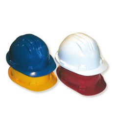 Casque de chantier Bleu - Mob/Mondelin
