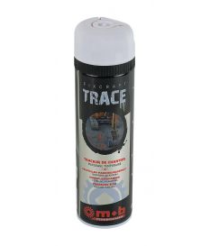 Traceur de chantier 500 ML Blanc - Mob/mondelin
