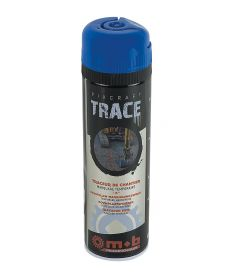 Traceur de chantier 500 ML Bleu - Mob/mondelin