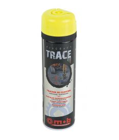 Traceur de chantier 500 ML Jaune Mob/mondelin