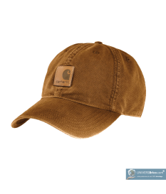 Casquette brown Carhartt - Dulary