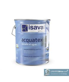 Acquatex brillant blanc 0.75 Litre - Isaval