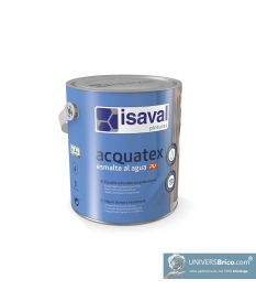 acquatex PU brillant 4 litres Blanc - Isaval