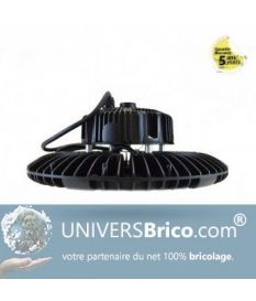 Lampe Ufo Led 140W 6000K IP65 Meanwell 150LM / W - vision-el