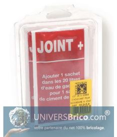 Blister de 5 doses d'adjuvant joints sur carte - mob mondelin