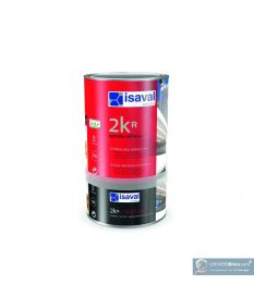 Laque aliphatique 2kr + catalyser 0.75 litre Brillant Ral 7016-Gris Anthracite - isaval