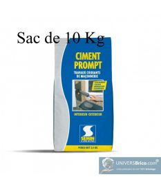 Ciment prompt Sac de 10 Kg - Semin