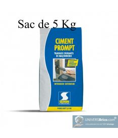 Ciment prompt Sac de 5 Kg - Semin
