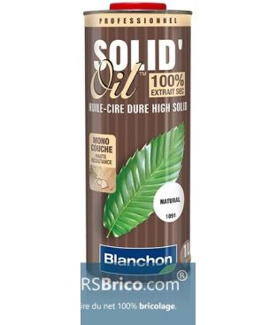SOLID'OIL 100%