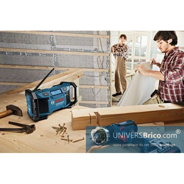 Radio de chantier gml soundbox bosch - Radio de chantier bosch ...