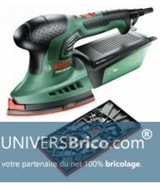 Ponceuse Vibrante PSM 200 AES BOSCH